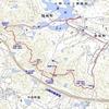 兵庫県小野市の小野アルプス(総山~紅山~福甸峠)Part 2