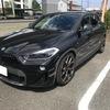 3Dデザイン テールエンド フィニッシャー取付@BMW X2