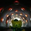 #日本一周 54日目 新潟 意識高いトンネル抜けた先にあったのはペンギンの鳴き声が聞こえる夜中の筒石駅でした