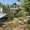 玉川学園ピースハウス: 土中改善のサイン