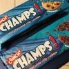 輸入菓子:豊産業:チャンプスクランチー(オリジナルクッキー・ダーククッキー)/ラッシュクッキー(オリジナル・ダーク・エスプレッソ)