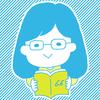 『めがね主婦の日常』めがね主婦さんのブログアイコン描かせて頂きました!