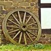 車輪がよく発明される場所について