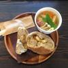 町歩き×神社×Cafe▶日和山五合目さんのパンとスープでまったり。