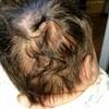 【子育て】2ヶ月弱の赤ちゃんの髪型がマジ終わってる話