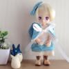 【通販情報】ブルーギンガム頭巾ちゃん