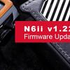 【HiFiGOアナウンス】Cayin N6Ⅱの最新ファームウェアがアナウンスされました