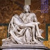 新婚旅行で行ったイタリアでみたキリストとマリアは死別の苦しみを癒すのでイラついた時はみんなも見て落ち着いてほしいと願う寡婦