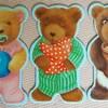 かわいいテディベアがいっぱい。2歳から遊べるメモリーゲーム「テディメモリー(Teddy Memory)」