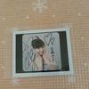 過去の当選品シリーズ⑦仁藤みさきさんのサイン入りポラ。