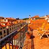 ドブロブニク旧市街内 広いテラス付きの絶景ホテル イルンド ドゥブロヴニク