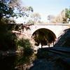 土木遺産の汐止橋と音楽と珈琲の店 岬と黄金アジ