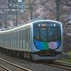 AiAF-S300mmF4D大好き。西武鉄道新宿線撮影その2。一脚を使ってカナヘイのLED撮影リベンジ(笑)