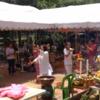 タイ東北部イサーン地方の田舎での商売繁盛の儀式をご覧ください。2016