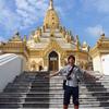 ミャンマー最終日。ヤンゴン市内を自転車観光。【2016年7月ミャンマー旅行記21】