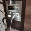 コンフォートホテル名古屋伏見は、電源いっぱいで快適でした。