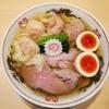 【東京】王子駅『キング製麺』で白だしのワンタン麺を食べた。