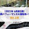 【株式】週間運用パフォーマンス&保有株一覧(2021.6.11時点) 割と上昇