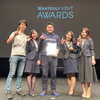 「WANTEDLY VISIT AWARDS 2018」にてSILVER賞を受賞いたしました!