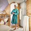 エミレーツ航空ファーストクラスをJAL提携航空会社特典航空で予約・子連れクラス違い予約は1人旅アナカンパニードマイナーを利用
