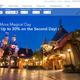 上海ディズニーランドを1日楽しもう♪園内MAP&ショースケジュール全部見せます!