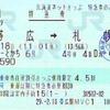北海道ネットきっぷ(在来線)