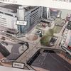 藤沢駅北口の改修計画