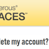 How do I delete my account on posterous