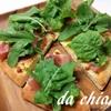 魚焼きグリルで焼くモチモチ感アップのピッツァ