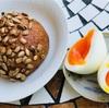 自分の身体で実験!ゆで卵→全粒粉パン