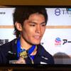 ㊗️楢崎智亜、完全優勝&東京五輪出場決定❣️弟の明智も5位❗️〜スポーツクライミング世界