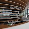 ニッサン パビリオン内に「ニッサン チャヤ カフェ」オープン!テーマは食と技術の融合