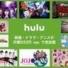 Huluが大好きすぎるのでご紹介します。
