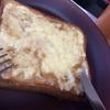 朝食にぴったり!プリン×食パンのめちゃウマお手軽レシピ♪