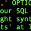 DBをCSVファイルに落としたい