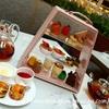 <香港:金鐘>LUMI borderless cuisine ~フレンチジャパニーズレストランでアフタヌーンティー~