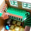 LEGO 10270 街の本屋 ③~④