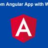 ASP.net MVC4 + Angular v2 + webpack