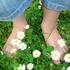 庭でアーシング~地球とつながる一番シンプルな方法