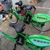 上海の電動自転車に乗ってみた!