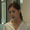 【スーツ新木優子】衣装の通販は?第5話のVネック白シャツがかわいい!