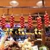 バルセロナの台所サン・ジョセップ市場をそぞろ歩く