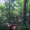 トレイルランニングキャンプ3日目