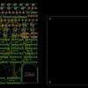 自作CPU #7 ALUの配線作業開始