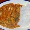 サバの水煮缶でカレー ヘルシオホットクックで自炊(78)