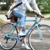 電動アシスト付きクロスバイク「デイトナDE02」は14万円、街中もおしゃれに走れそう!