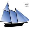 帆船「アメリカ」が持ち帰ったカップでレースを開催したから「アメリカスカップ」なのです キールの歴史その2