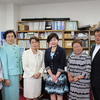 6月県議会が開会となりました。水野さち子県議の退任あいさつがあり、さあ、参議院選挙です。