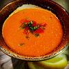 本日のスープはガスパッチョ<おうち居酒屋>