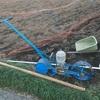 小麦ユメシホウ播種